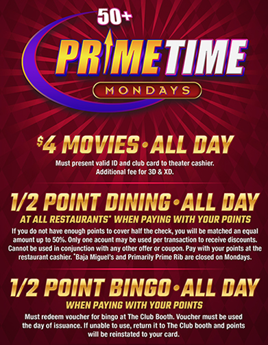 Current Promotions - South Point Hotel Casino and Spa