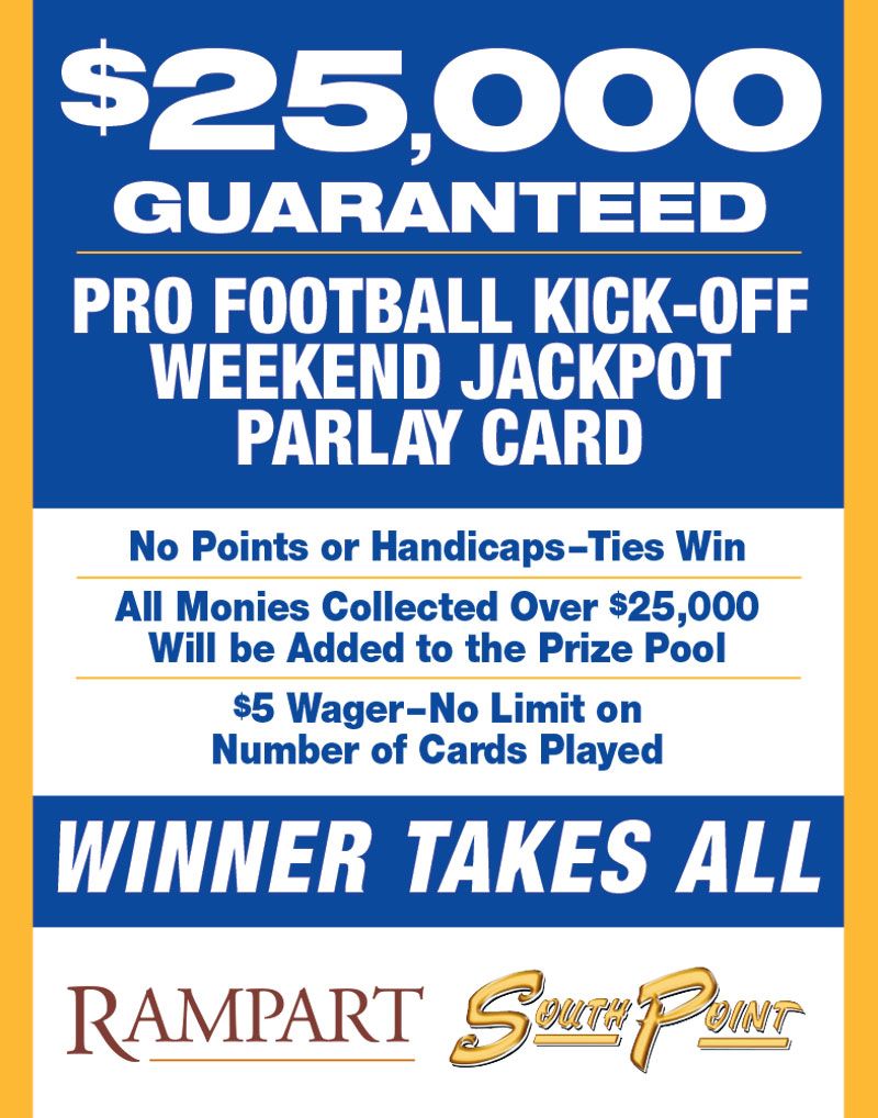 photo about Printable Parlay Cards referred to as Vegas soccer parlay playing cards